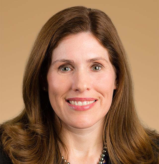 executive portrait of Anchor Capital Advisors employee Jennifer DeSisto, Portfolio Manager