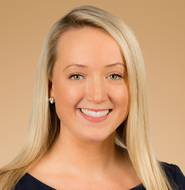 executive portrait of Anchor Capital Advisors employee Alicia Murphy, Investment Operations Associate